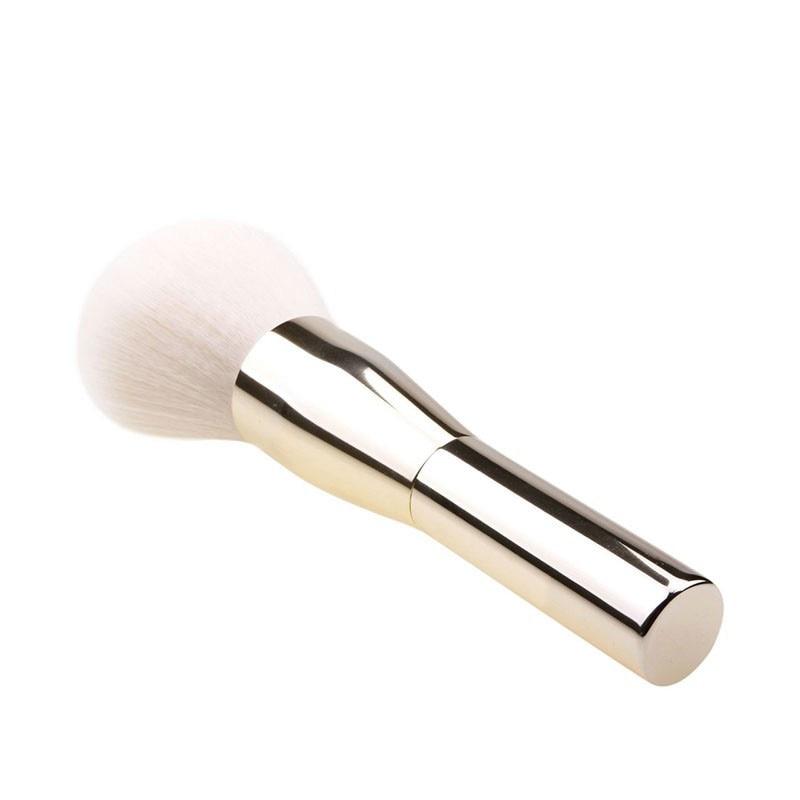 RECKMOON Rose Gold Powder Blush Brush Professionell Make Up Brush - Smink