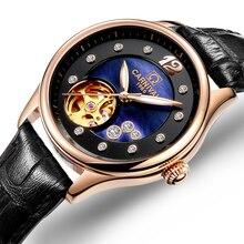 Women Watches Carnival Luxury Brand Watch Women Automatic Mechanical Wrist Watch Sapphire Waterproof relogio feminino C0682-6