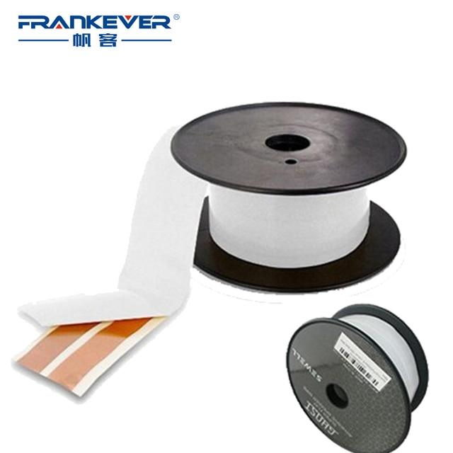 Free Shipping 15m Spool Super Ofc Cu Flat Adhesive