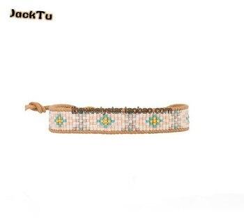 Exclusive Seed Beads Bohemia Weaving Brazilian Bracelet 1