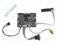 จัดส่งฟรีVGA AVจอแอลซีดีคณะกรรมการควบคุมKYV-N2 V2สำหรับ7