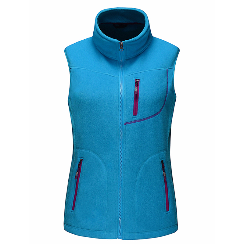 Popular Fleece Women Sleeveless Vest Sport-Buy Cheap Fleece Women