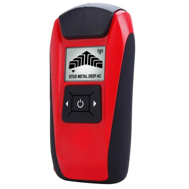 Handheld Stud Finder Multifunctional Wall Detector LCD Metal Wood ...