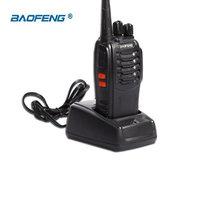 Wholesale 10 PCS Lot Baofeng BF 888S Walkie Talkie 5W Handheld Pofung Bf 888s UHF 400