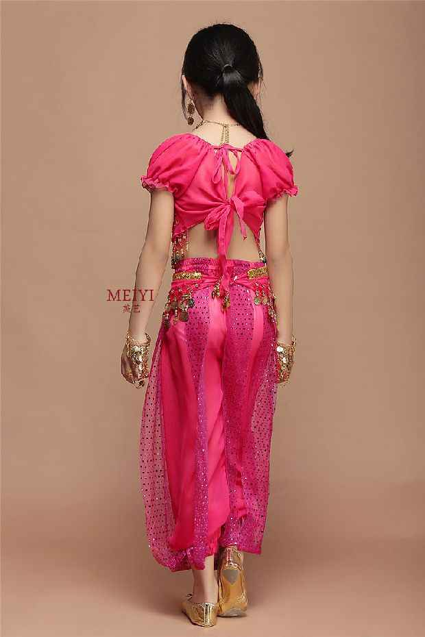 408c7b2902 ... oriental dance costumes indian dress for kids girls children dresses  india belly dance clothes for sale ...