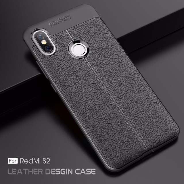 brand new 5762f 3706a US $2.97 6% OFF|BYHeYang For Xiaomi Redmi S2 Case Redmi Y2 Cover Soft  Shockproof Leather TPU Silicone Back Cover For Xiaomi Redmi S2 S 2 Case-in  ...