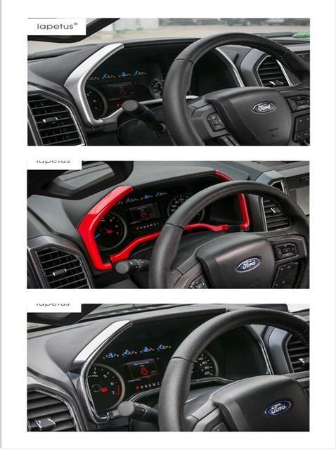 Ford F150 Accessories >> Accessories For Ford F150 2015 2016 2017 2018 Dashboard Dash Board Instrument Strips Display ...
