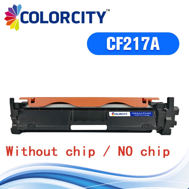 4 Pack CF217A 17A Toner Cartridge For HP LaserJet Pro MFP M130fn M130fw M102w