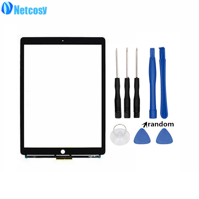 Netcosy For iPad Pro 12.9 A1584 A1652 Touch screen digitizer glass panel repair For ipad pro 12.9 Tablet touch panel & tools