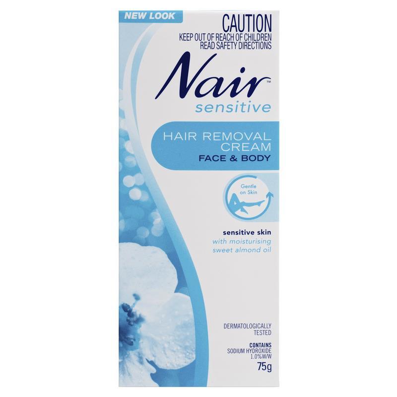 Haare mit creme entfernen