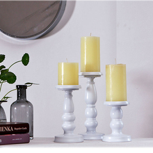 American Vintage Decor Iron Moroccan Style Candlestick Lantern Candle Holder Stand Light Decoration Sconce