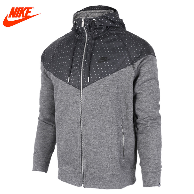 цены Authentic Nike men's coat spring new windproof jacket Windrunner training