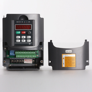 Image 2 - CNC Spindle Motor Speed Control 220v 3kw HY VFD Variable Frequency Drive 1HP/3HP Input 3HP Output Frequency Inverter Converter