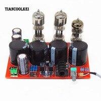 Amp earphone amplifier T4 biliary WFC pure bile ear tube headphone amplifier /power amplifier board +Transformer