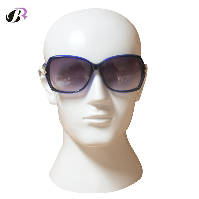 Free Shipping ABS Male Abstract Mannequin Head Vintage Display For Wigs/Glass/Hat/Mask /VR Manikin Head Model new 2pcs female right left vivid foot mannequin jewerly display model art sketch