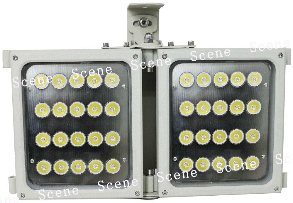 92 Вт высокой мощности LED белый свет, billlboard свет, видимый Светодиодная лампа с Алюминий материалом и ночного видения источников света