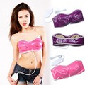Far-infrared Vibration Electric Breast Enhancer Bra Massager for Women Breast Relax Massage