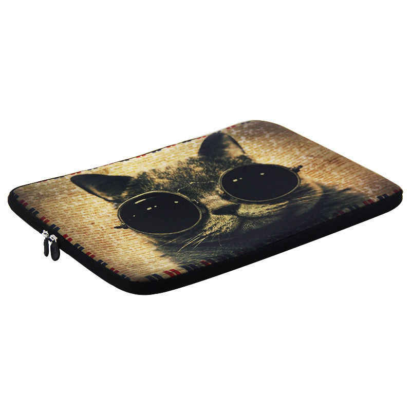 Camouflage Laptop Tablet Tas 7 9.7 12 13.3 14 15.6 17.3 Inch Notebook Pc Cover Voor Macbook Air Pro 13 15 Case