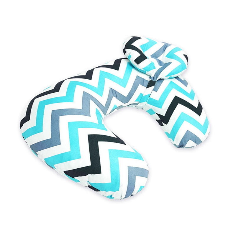 Miracle Baby 2 Pieces One Set Ny Baby Breastfeeding Pillow Infant Cuddle-U Pleje Pude Baby Mummy Waist Support Pude