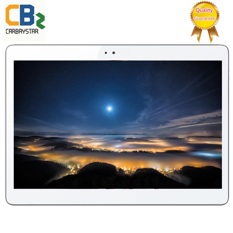CARBAYSTAR k109 4G LTE Android 6 0 10 1 inch tablet pc MT8752 Octa Core 4GB