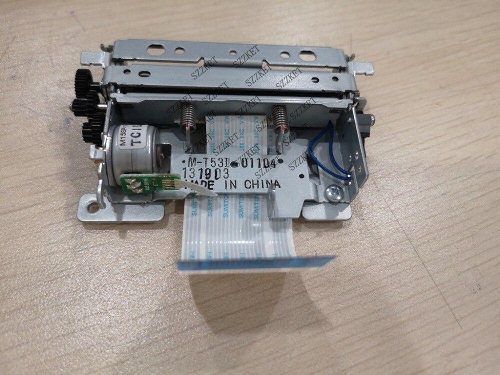 New original thermal printer M T53II, receipt printer print head for Epson print head M T53II 58MM printhead MT53II M T53II