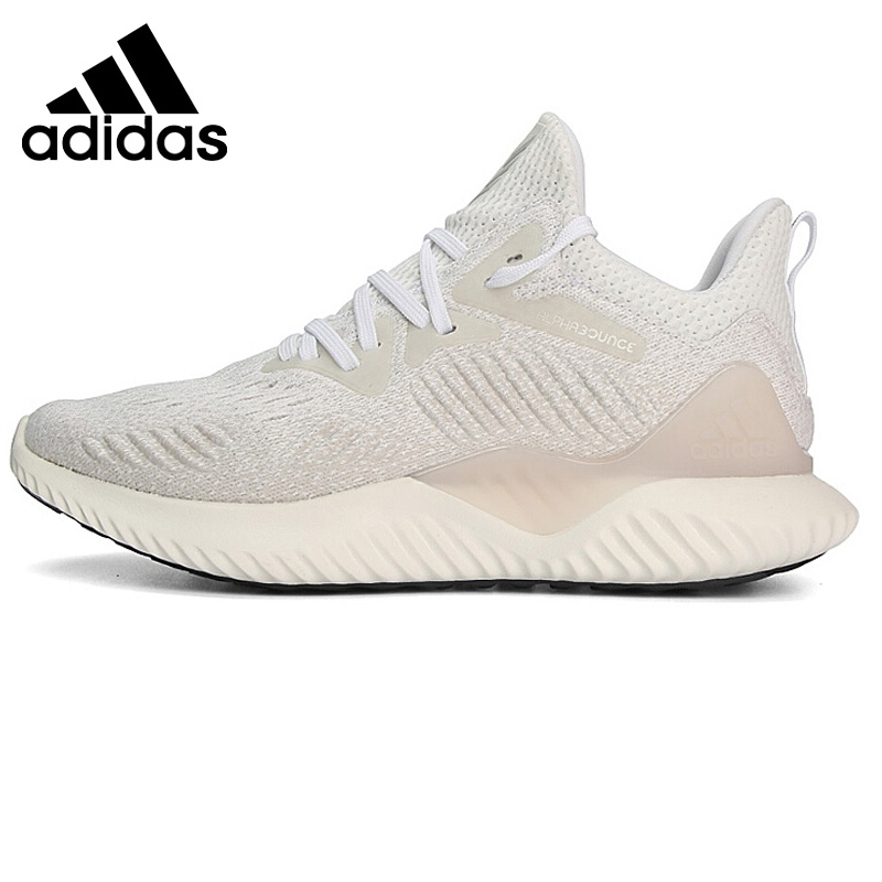 Официальный Оригинальный Adidas Alphabounce Beyond женские кроссовки дышащая амортизация Низкий Топ удобные B76048