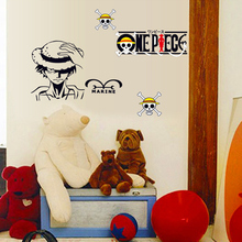 One Piece Wall Stickers