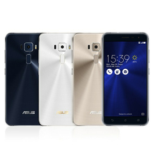 "New Asus ZenFone 3 ZE552KL 64G ROM 4G RAM mobile phone Android 6.0 Qualcomm Octa Core 2.5D gorilla glass 1080P 5.5"" 16.0MP"