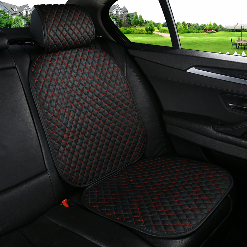 1pc Child Seat Protection Pad Car Seat Cover Mat Auto Baby Car Seat protector for kids leather seat Black styling
