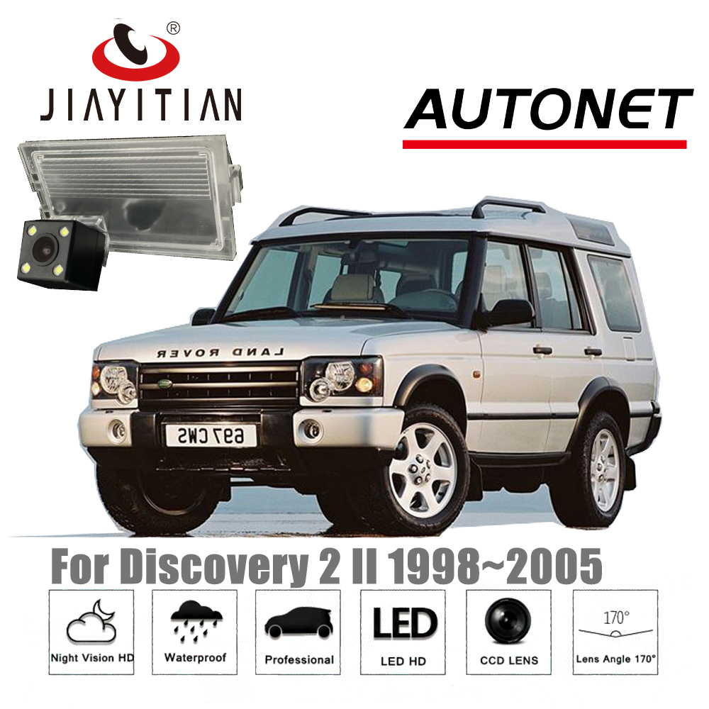 JIAYITIAN Rear View Camera For Land Rover Discovery 2 Discovery II L318 1998~2005 CCD/Night Vision/Reverse Camera Backup Camera