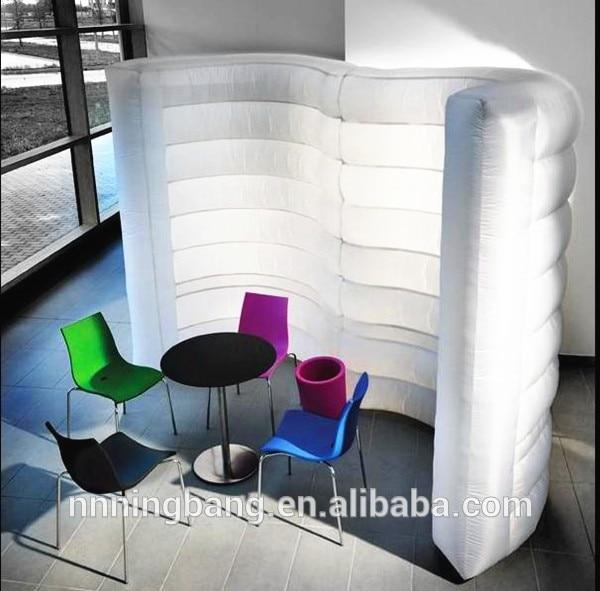 Gratis forsendelse varm flerfarget oppblåsbar vegg for arrangement - Fest utstyr