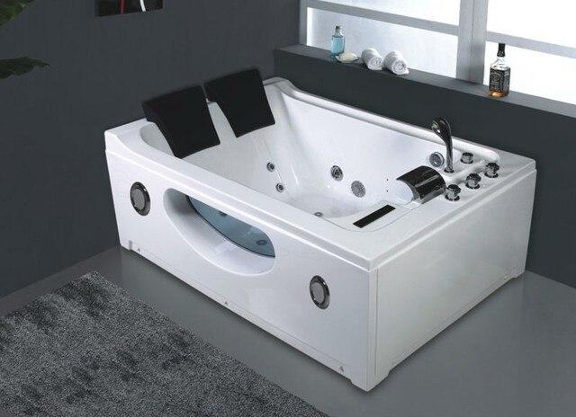 Whirlpool Bad Vrijstaand : Geen b twee personen vrijstaand bad binnen whirlpool massage