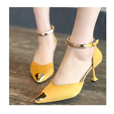 Online Get Cheap Bright Yellow Heels -Aliexpress.com | Alibaba Group