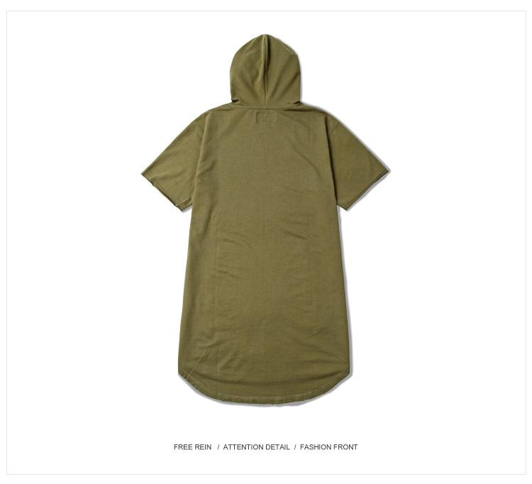 Aliexpress.com : Buy PROVERGOD Summer Hip Hop Men Hoodies Fashion ...