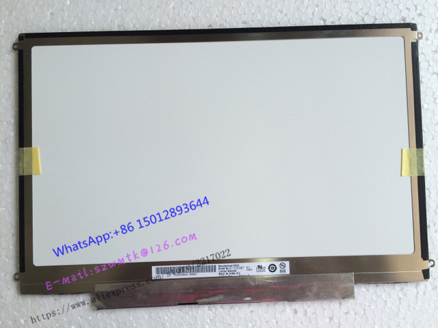 NEW Grade A+ For Apple Macbook Pro 13.3'' A1278 A1342 LCD Display Screen Glossy LP133WX3 N133IGE-L41 LTN133AT09 B133EW04/07 V.2