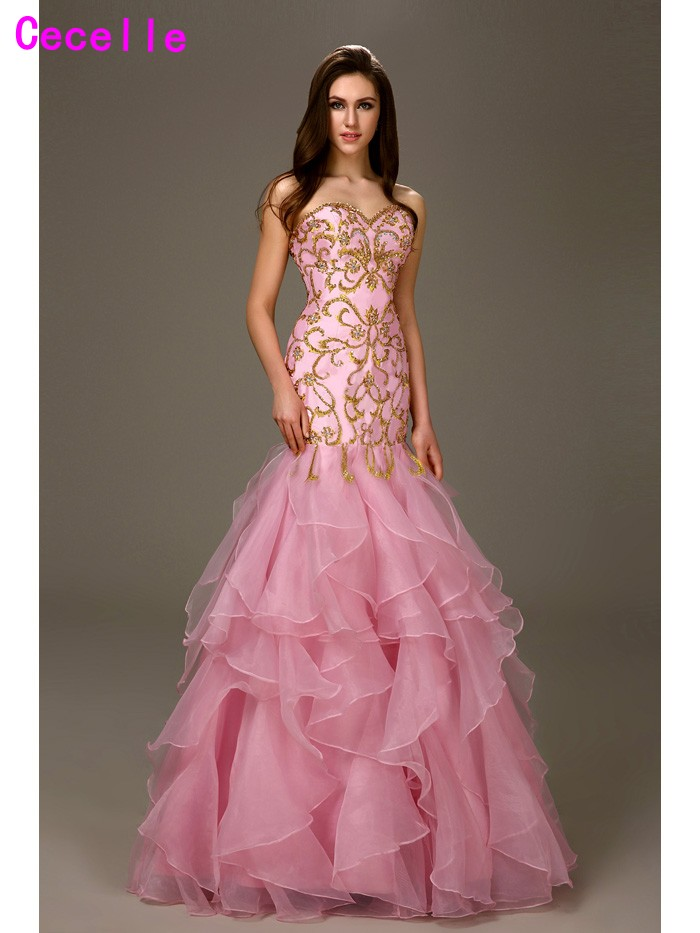 Perfecto Vestido Rosa Sirena Del Baile Composición - Ideas de ...