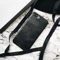 Luxo snakeleather full body decal glitter filme de volta adesivo de pele caso capa para iphone 5 5s 6 6 plus 7 7 plus