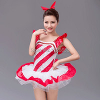 Red Classic Professional Girls Ballet Tutu Dancewear Girls Ballet Dance Costume Kids Dance Costume Bailarina Balet