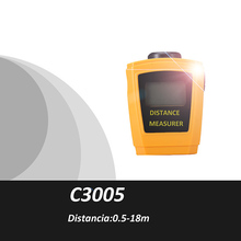 Big sale Trena Metro Laser,Medidor Metro Distancia Laser,0.5-18m,Cinta Metrica, laser range finder,laser metro digital, CP3005