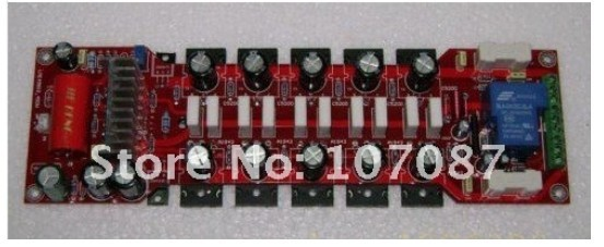LME49810 Top Audio power amplifier board Mono 300W A74  цены
