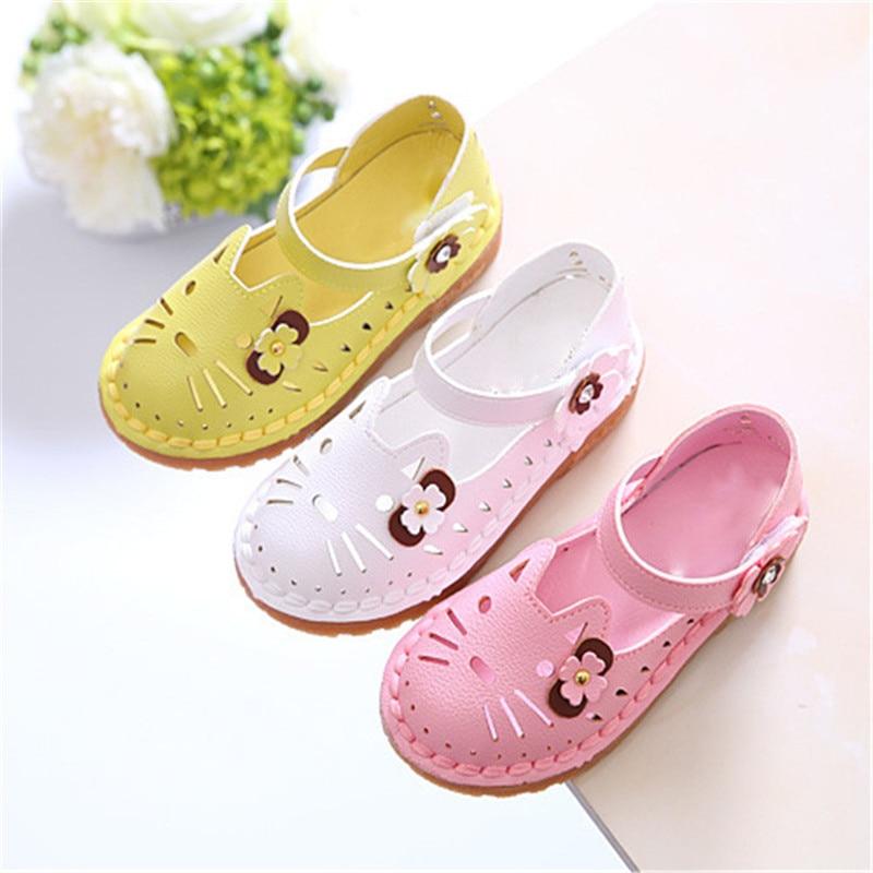 Xinfstreet Fashion Księżniczka Pojedyncze buty Dziewczyny Słodka - Obuwie dziecięce - Zdjęcie 3