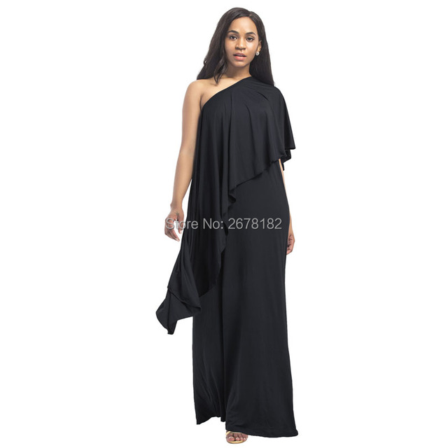 57bdc451a01a Large size SEXY designer long dress runway 2018 high quality plus size  women clothing formal Wedding Party Prom event maxi dress