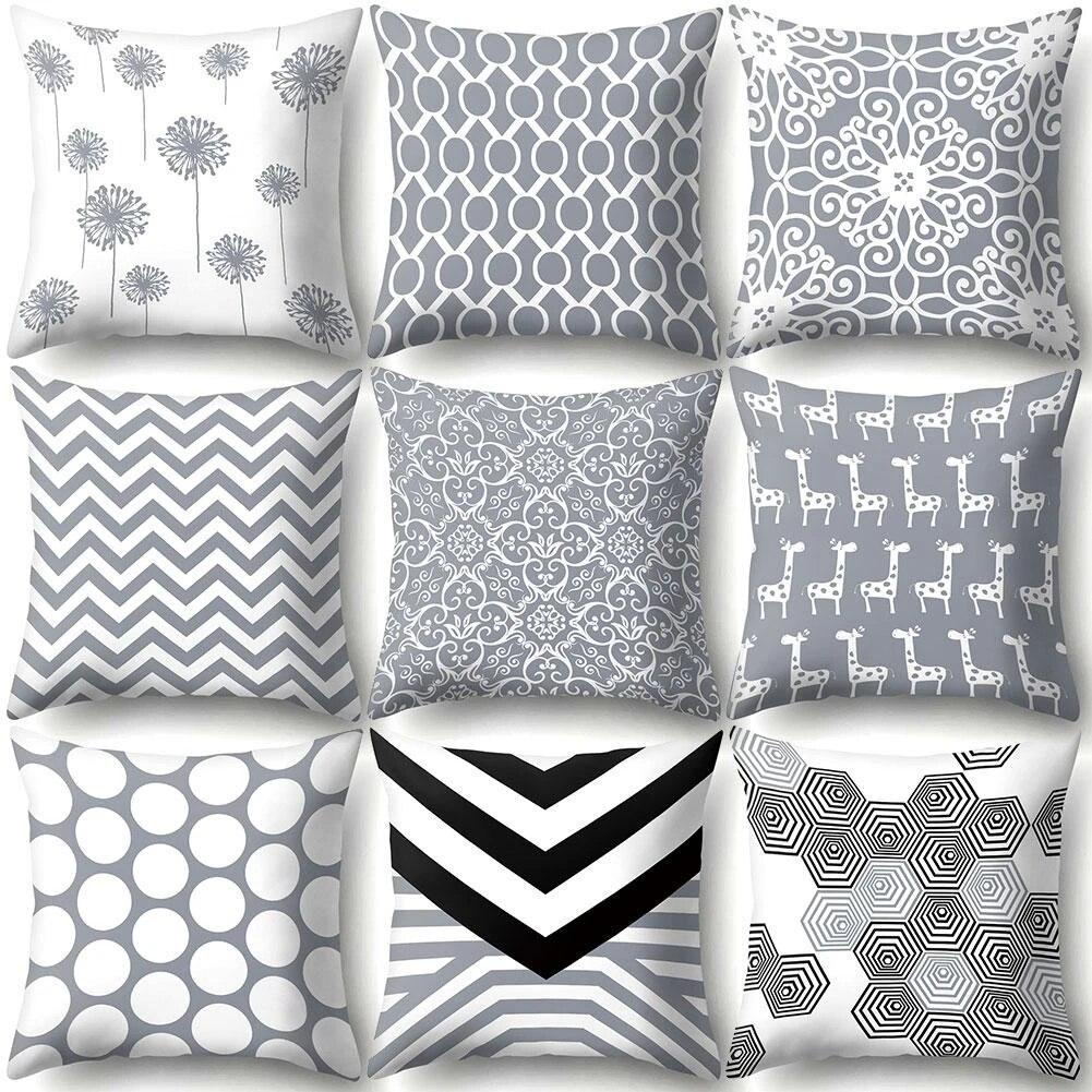 geometric design throw pillow case 45 45 pillow cover pillowcases decorative pillows pillow cases body pillow home decor