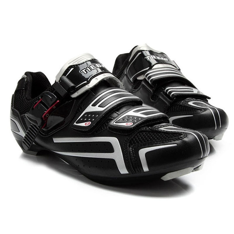 Teibao Cycling Shoes Men Racing Bike Road Shoes Self-Locking Athletic Bicycle Shoes Sapatilha Ciclismo inbike road cycling shoes men 2018 carbon fiber road bike shoes self locking bicycle shoe athletic sneakers sapatilha ciclismo