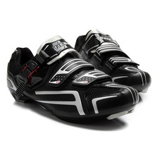 Teibao Cycling Shoes Men Racing Bike Road Shoes Self-Locking Athletic Bicycle Shoes Sapatilha Ciclismo