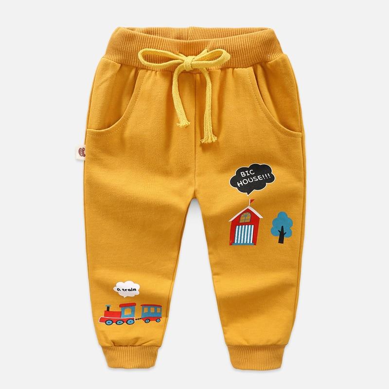 Garçons pantalons enfants vêtements enfants automne hiver pantalon à lacets lâche décontracté coton doux Harem pantalon de jogging décontracté