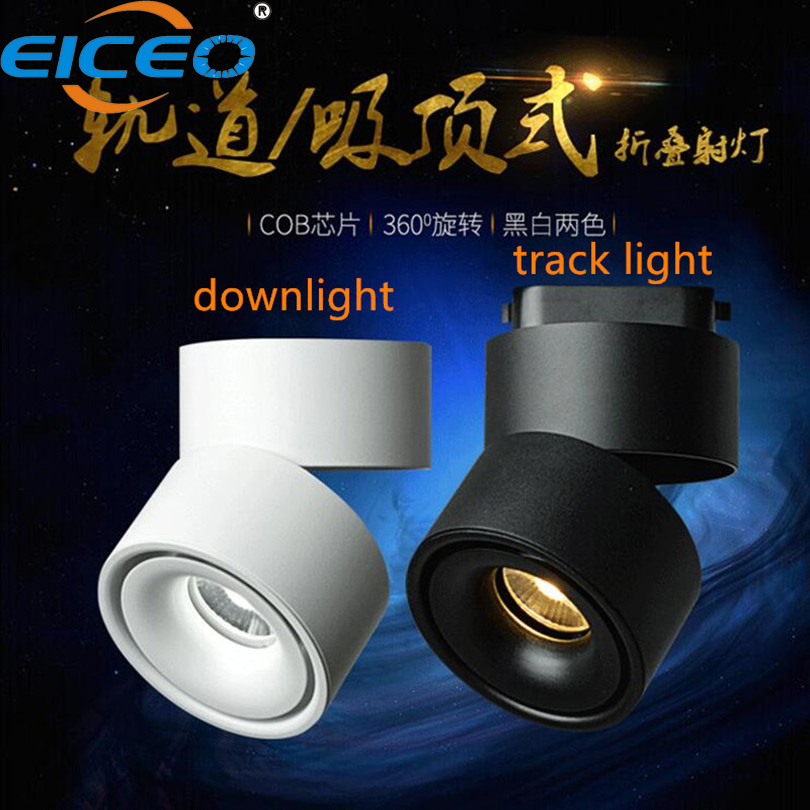 2018 NOVA LED Spotlight Regulável 3 W