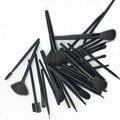32 Pcs Professional Make up Brushes set Cosmetic Set Make Up Brush Kit + Black Leather Bag