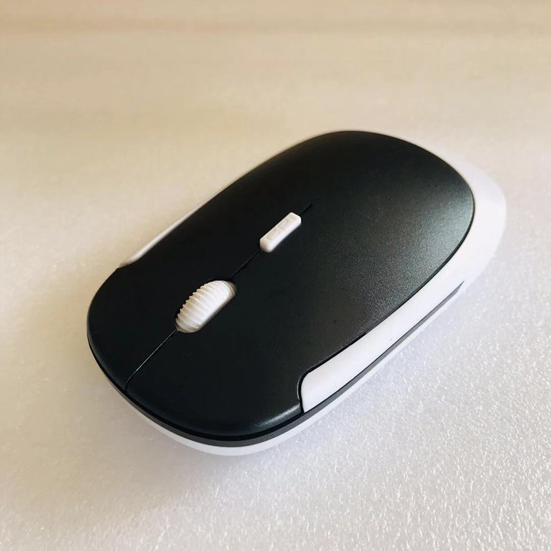 Portable 2.4G Ultra-thin Wireless Computer Mouse Optical Mice High Data Smoothing Rate For Bluetooth Device 6 Colors