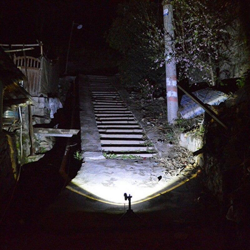 Lanternas e Lanternas de alumínio À prova d' Name : 1 pc Flashlight